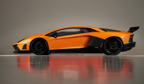 Official Lamborghini Aventador LP700-4 LE-C Program by RENM Performance