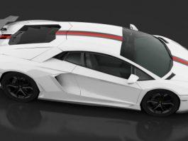 Official Lamborghini Aventador LP700-4 Molto Veloce by DMC