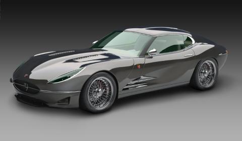 Official Lyonheart K - British Luxury Sports Car