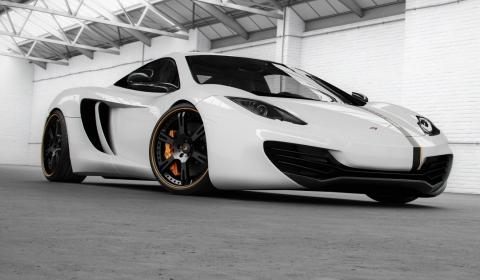 Official McLaren MP4-12C Toxique Evil by Wheelsandmore