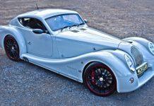 Official Morgan Aero Coupe