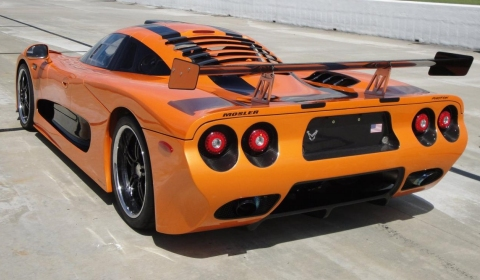 Official Mosler MT900SP Limited Edition