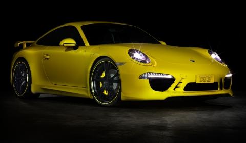 Official TechArt Program for 2012 Porsche 911 (991)