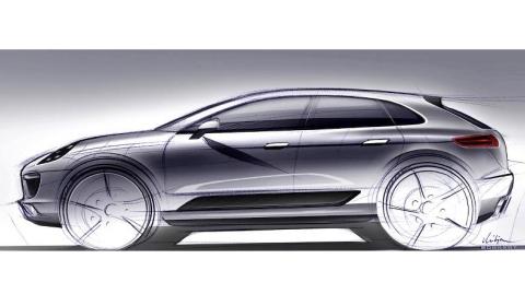 Porsche Macan is Coming Soon