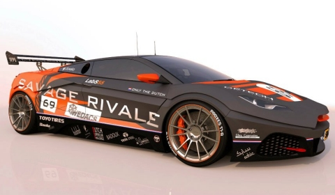 Savage Rivale GTR New Renders