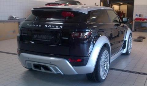 Spyshots Hamann Range Rover Evoque