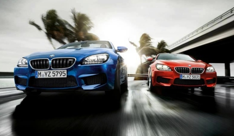 Video 2012 BMW M6 Coupe and M6 Convertible