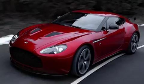 Video Aston Martin V12 Zagato Production Model