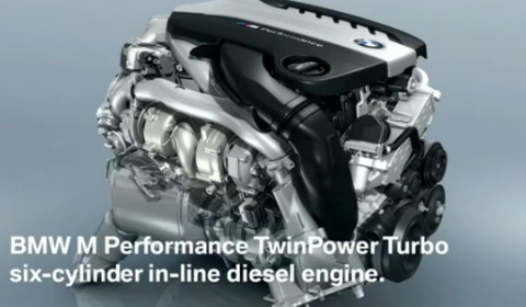 Video BMW Tri-Turbo Diesel Engine Explained