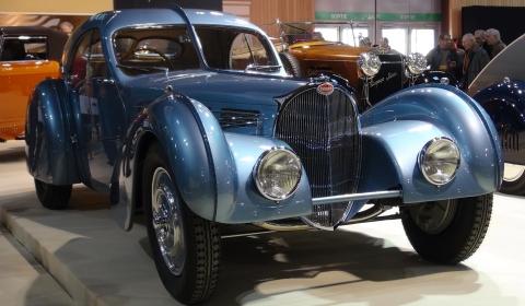 Video Bugatti Type 57SC Atlantic - Most Expensive Car in the World