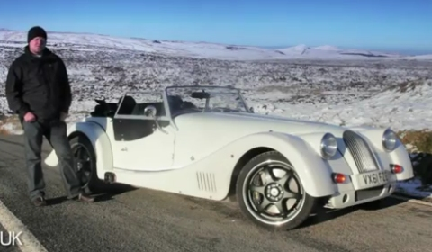 Video EVO Tests Morgan Plus 8