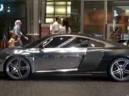 Video Fake PPI Razor Audi R8 GTR-10 in Dubai