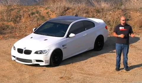 Video Matt Farah Drives 700hp VF Engineering BMW M3