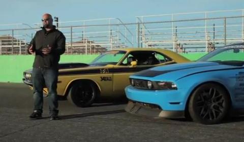 Video Matt Farah Drives Suspension-tuned Muscle Cars