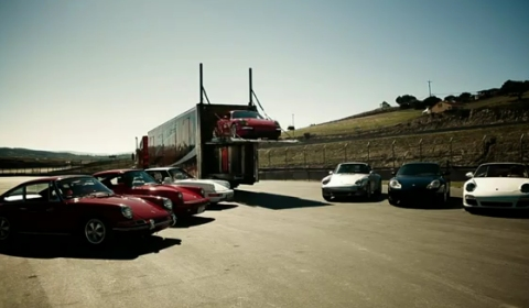 Video Salute to the Porsche 911 (991)
