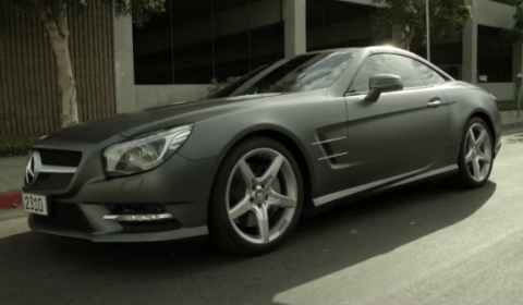 Video Sixty Years of the Mercedes-Benz SL Roadster