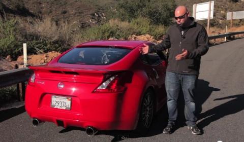 Video Stillen 500hp Supercharged Nissan 370Z