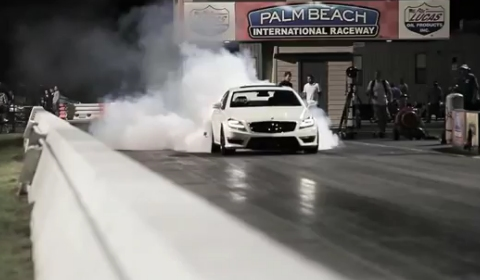 Video: Vossen Project Mercedes-Benz CLS63 AMG Tuned by