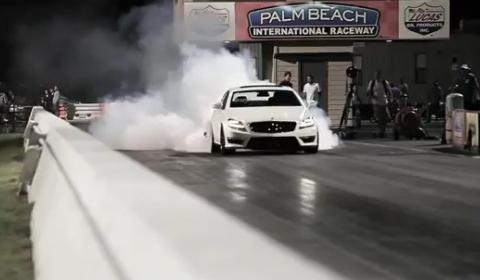 Video Vossen Project Mercedes-Benz CLS63 AMG Tuned by RENNtech