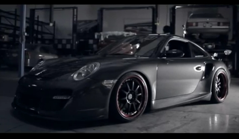 Video VR825 Porsche 997 Turbo by Vivid Racing