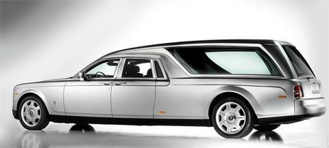 Rolls Royce Phantom Hearse