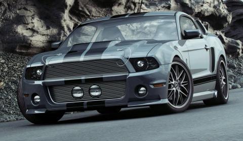2004 Ford Mustang by Felge Wheels