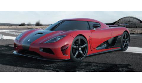 2013 Koenigsegg Agera R Announcement