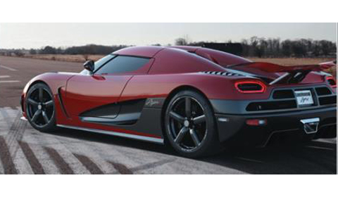 2013 Koenigsegg Agera R Announcement 01