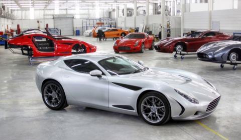AC 378 GT Zagato Debuts at Geneva Auto Salon