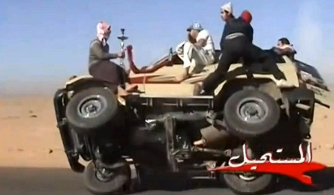 Arab Vehicular Insanity Compilation