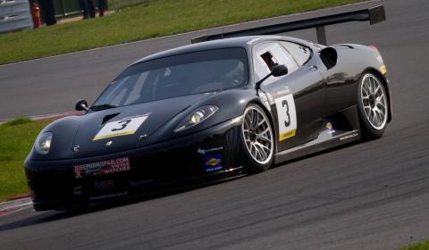 Britcar Silverstone 2012
