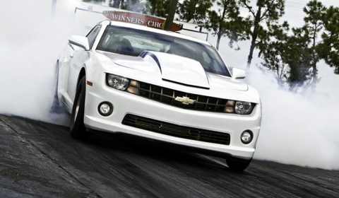 Chevrolet Will Build 69 COPO Camaros for 2012