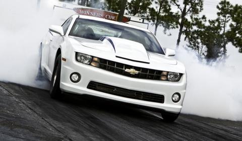 Chevrolet Will Build 69 COPO Camaros for 2012