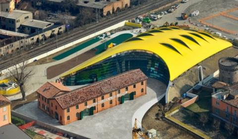 Enzo Ferrari Museum Opens Its Doors