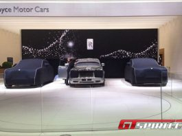 Exclusive Facelift Rolls-Royce Phantom Headed to Geneva