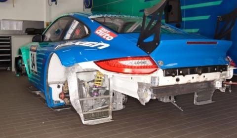 Falken Plans Upgrades for its Porsche 997 GT3 R Ahead of its 2012 Campaign 01