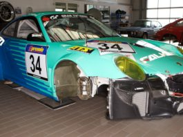 Falken Plans Upgrades for its Porsche 997 GT3 R Ahead of its 2012 Campaign
