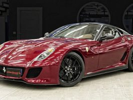 Ferrari 599 GTO by Romeo Ferraris
