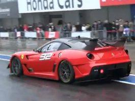 Ferrari 599XX Evolution at Suzuka