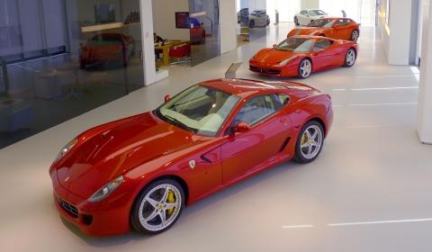 Ferrari Opens Dealership in Tel Aviv