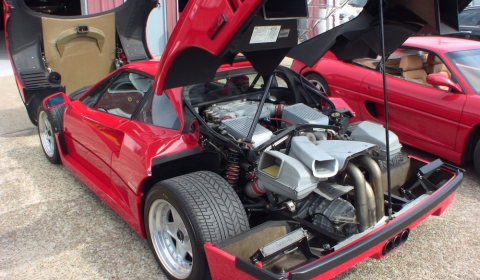 For Sale 1990 Ferrari F40 in New Orleans Louisiana 01
