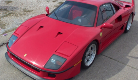 For Sale 1990 Ferrari F40 in New Orleans Louisiana