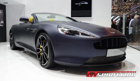 Geneva 2012 Aston Martin Q
