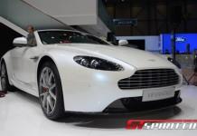 Geneva 2012 Aston Martin V8 Vantage Facelift