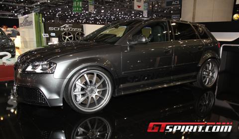 Geneva 2012 Audi RS3 Sportback by Sportec