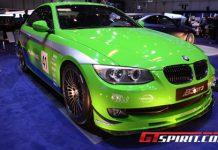 Geneva 2012 BMW Alpina B3 GT3