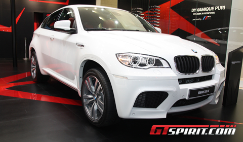 Geneva 2012 BMW X6 (M) Facelift