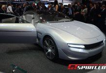 Geneva 2012 Pininfarina Cambiano Concept