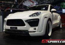 Geneva 2012 FAB Design Porsche Cayenne