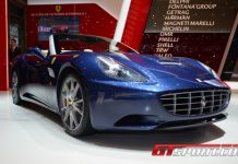 Geneva 2012 Ferrari California Lightweight with Handling Special Package